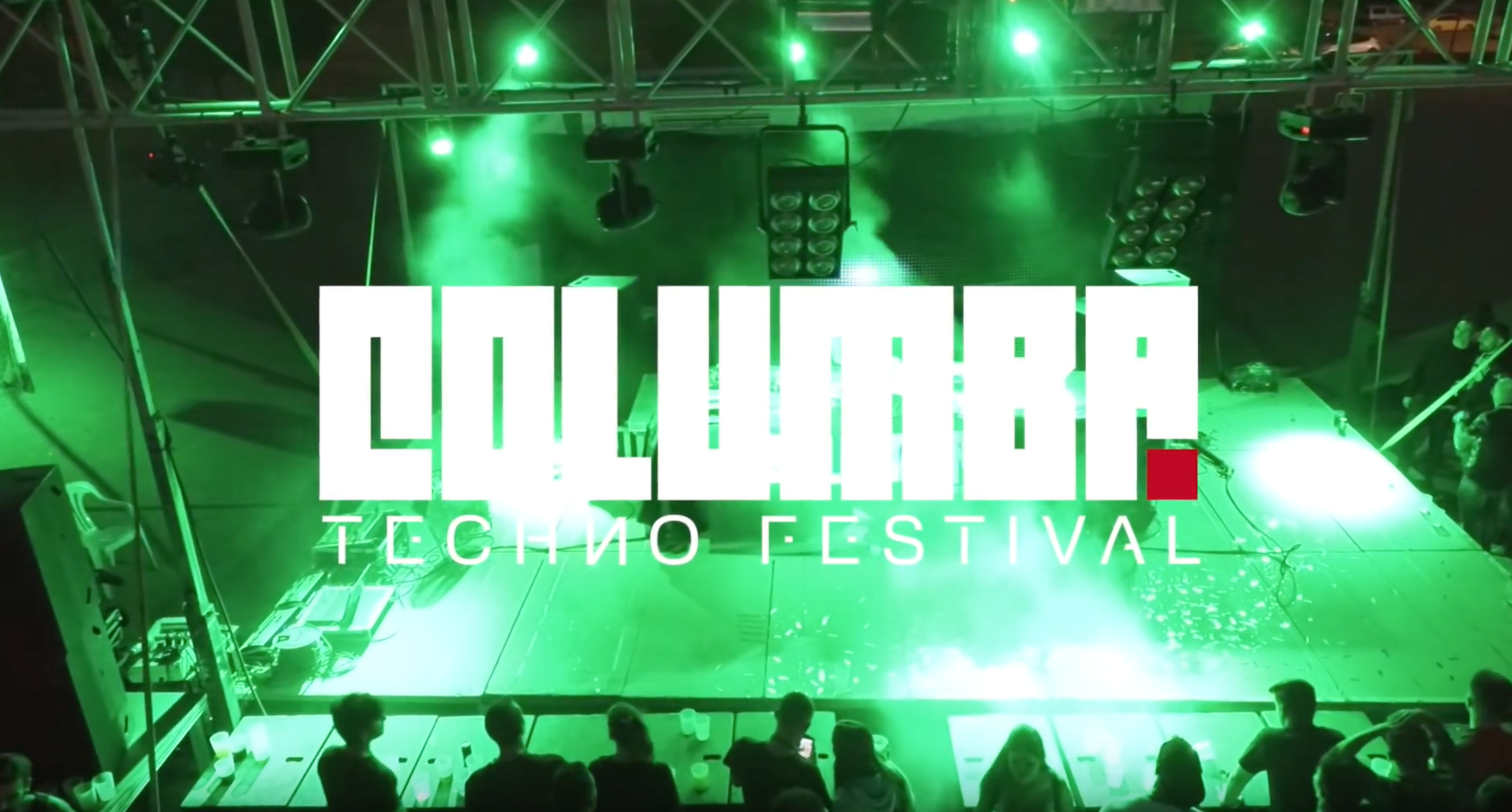 COLUMBA TECHNO FESTIVAL 2016